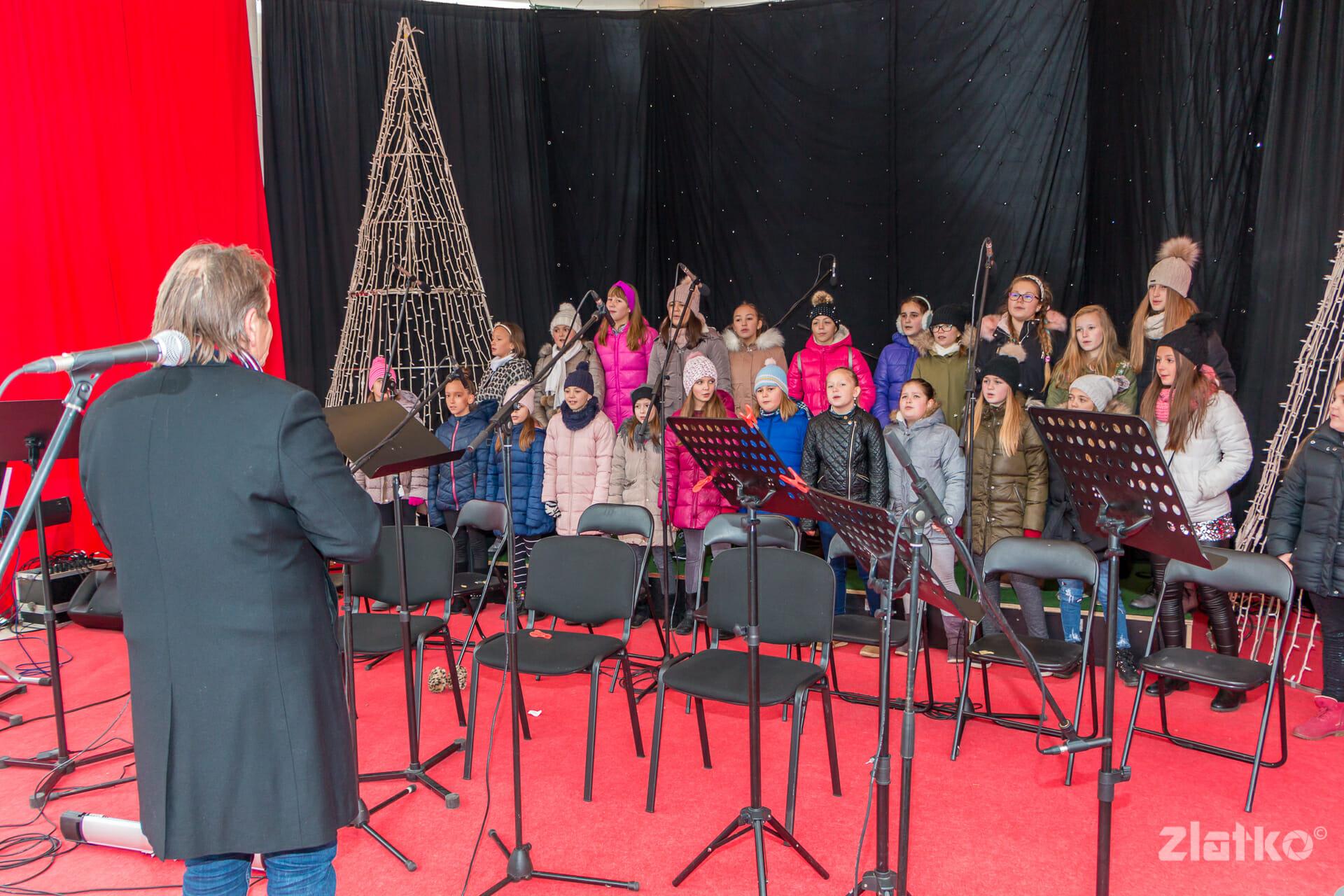 Koncert učenika Glazbene škole Vatroslava Lisinskog Bjelovar