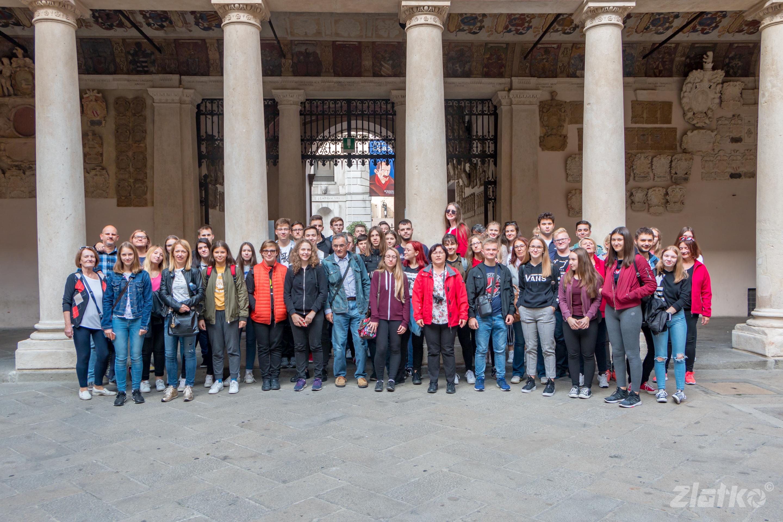 Učenici u Padovi i Veneciji